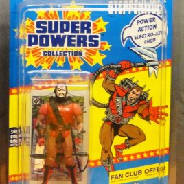 Kenner Super Powers Case [SP1] (Discontinued)